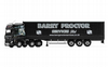 CORGI CC15810 Mercedes-Benz Actros (MP4), Curtainside Trailer, Barry Proctor Services Ltd